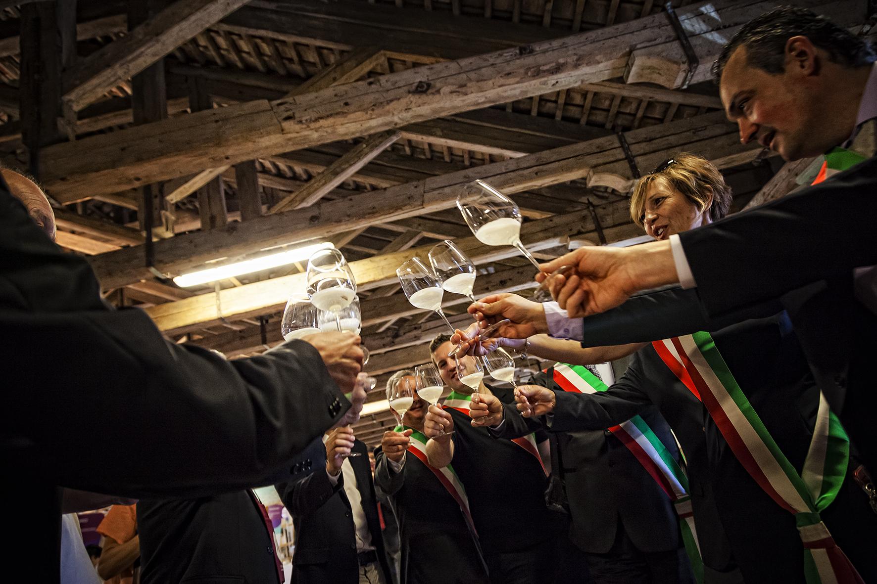DOCG WINE EXPERIENCE: L'ITALIA DEL VINO IN ABBAZIA